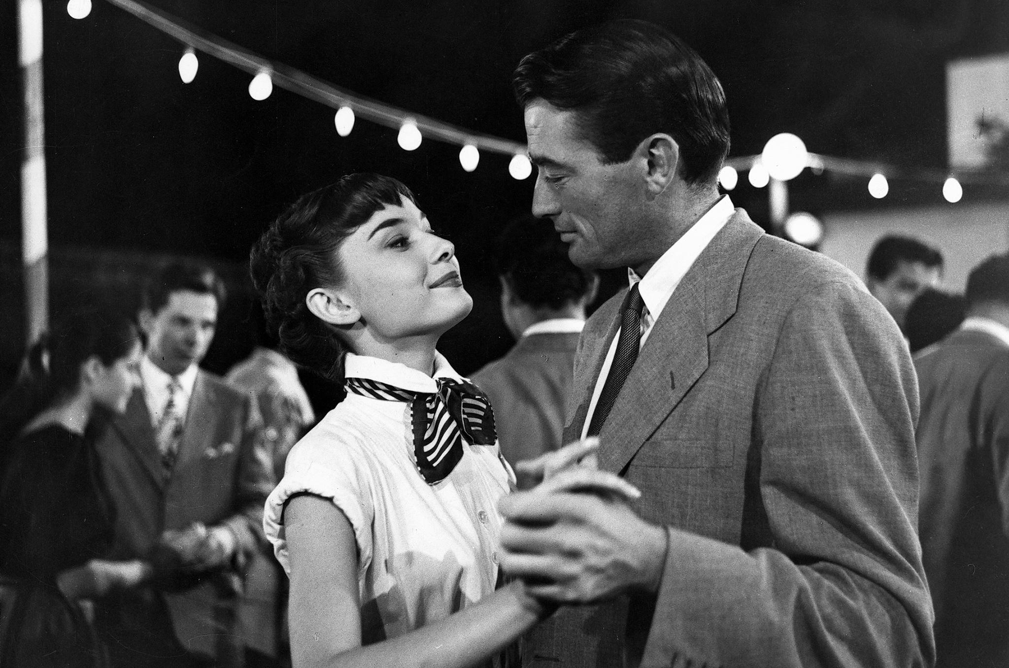 Audrey Hepburn serie Hoyt