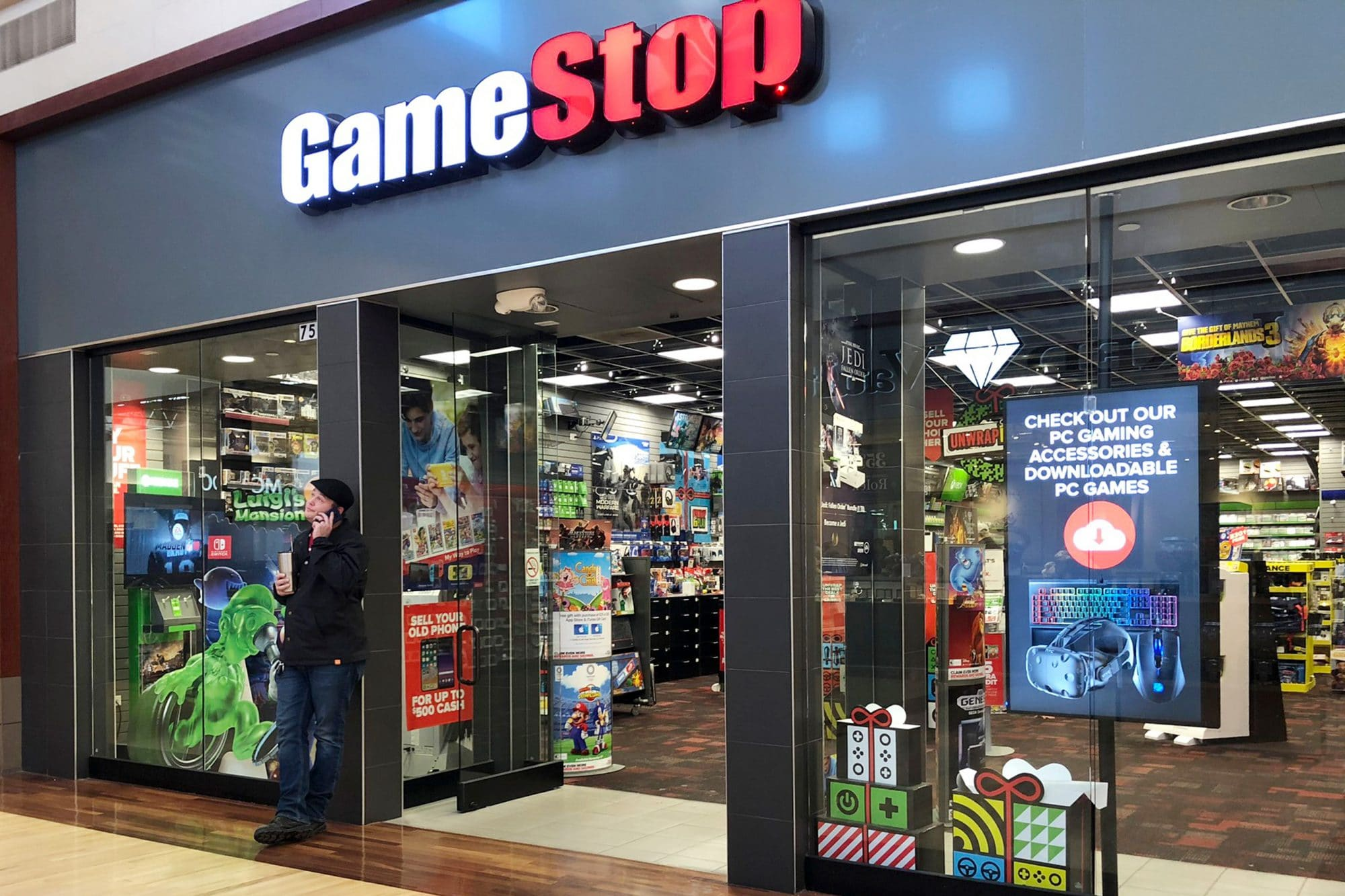 gamestop ceo
