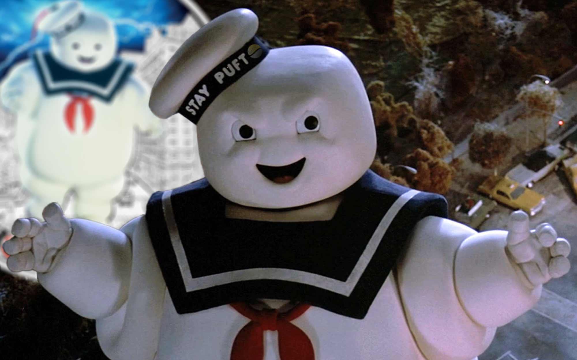 ghostbusters legacy marshmallow man