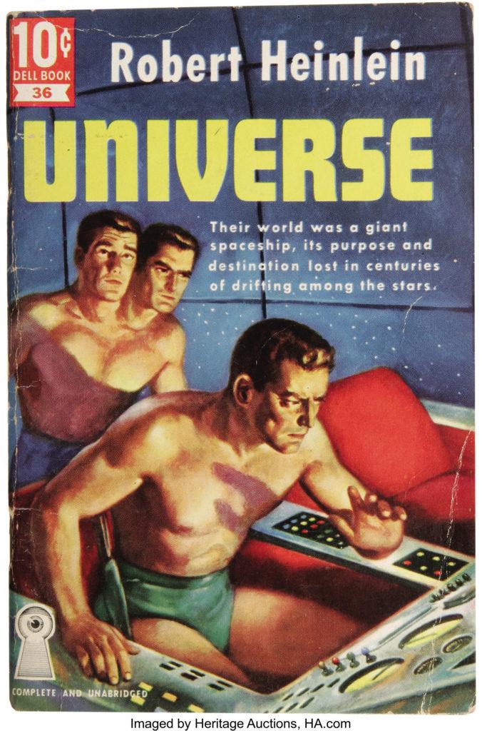 libri astronave generazionale