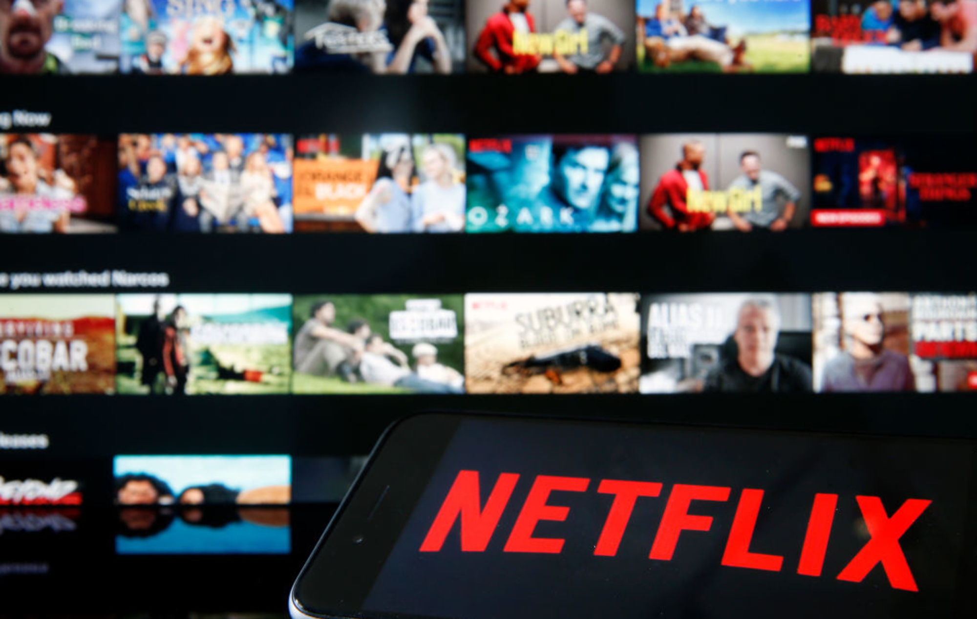 netflix condivisione password reed hastings