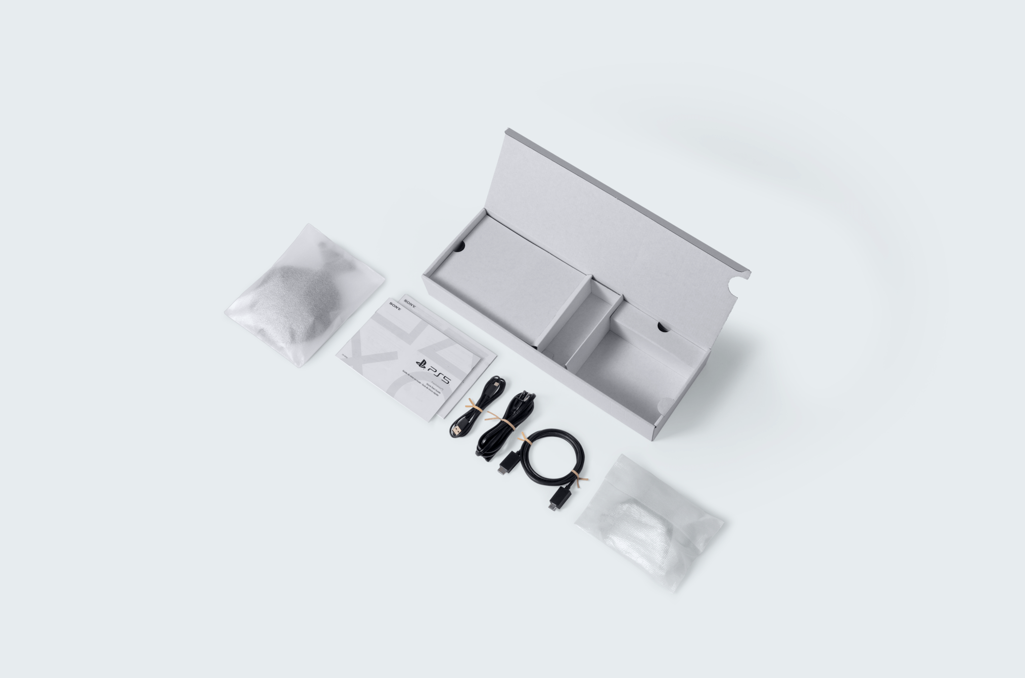 playstation 5 packaging