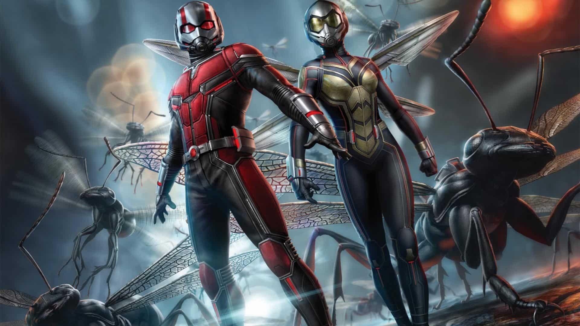 ant-man wasp quantumania titolo