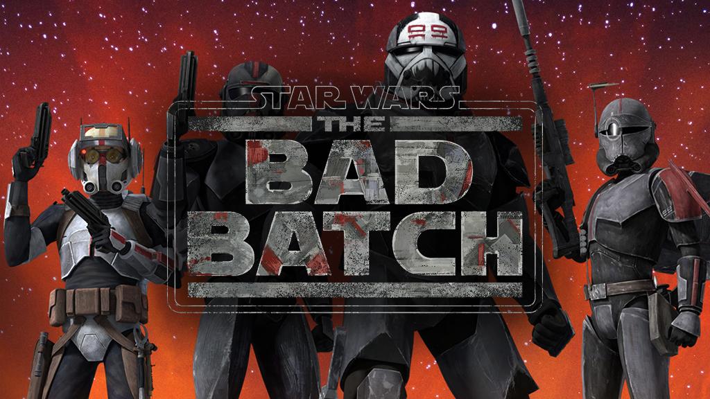 bad batch star wars