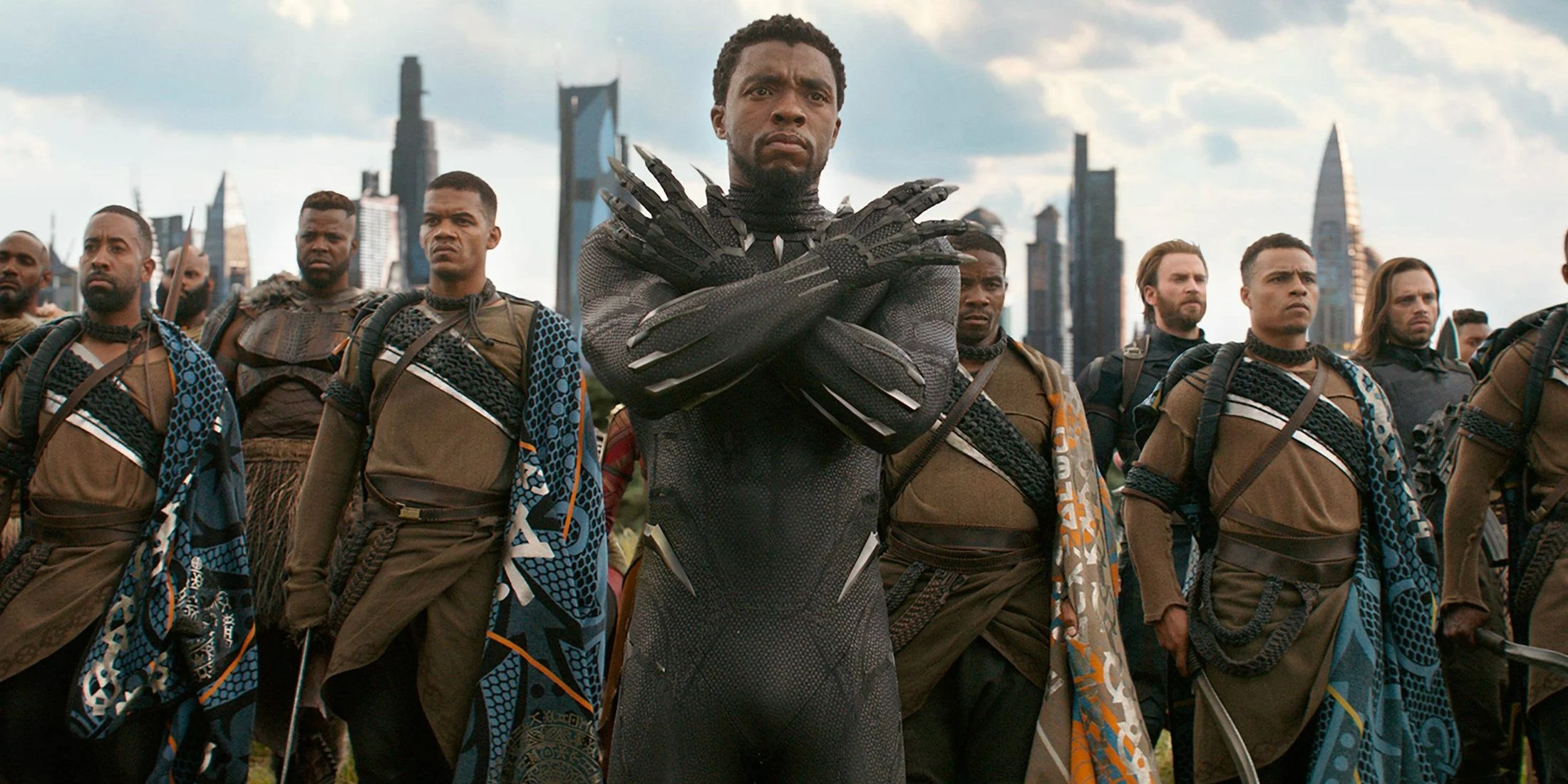 black panther wakanda forever titolo