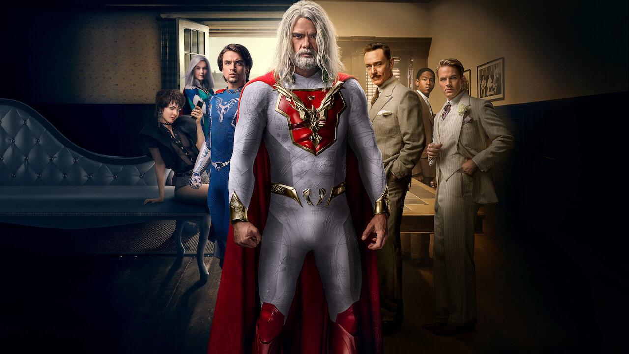 jupiter's legacy seconda stagione