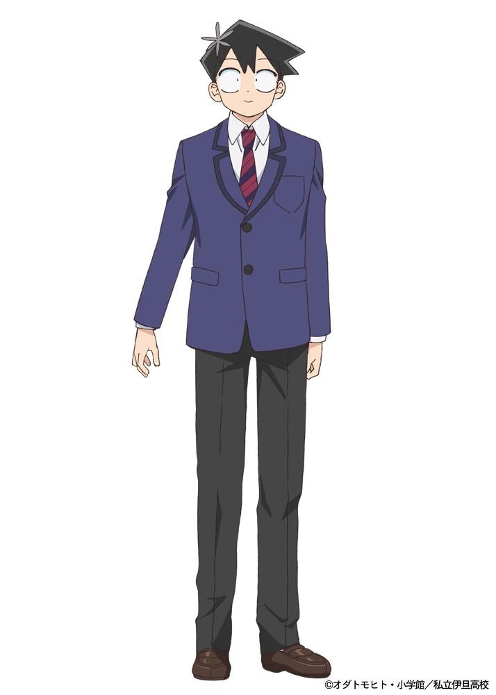 komi communicate anime