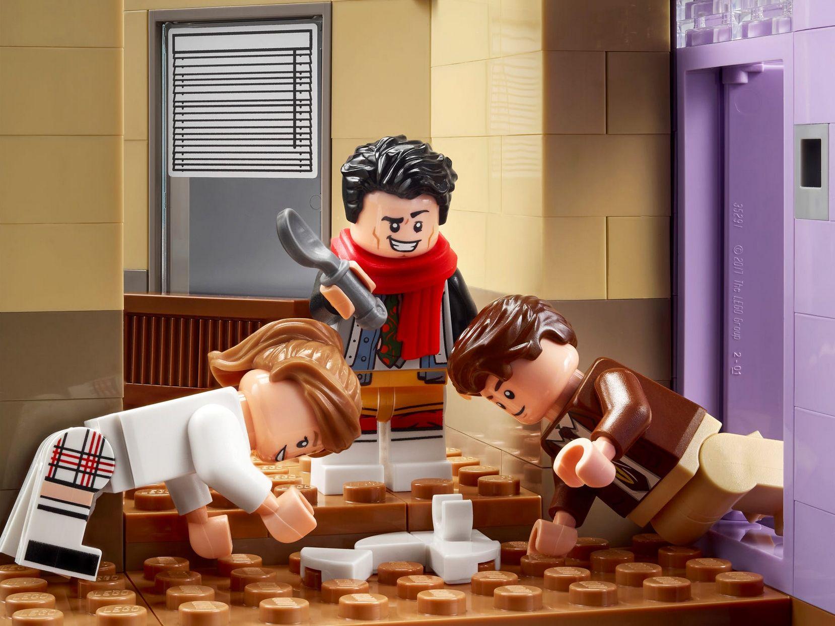 lego set friends appartamenti