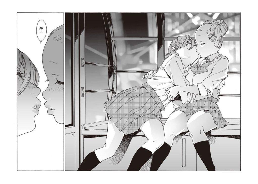 manga yaoi yuri