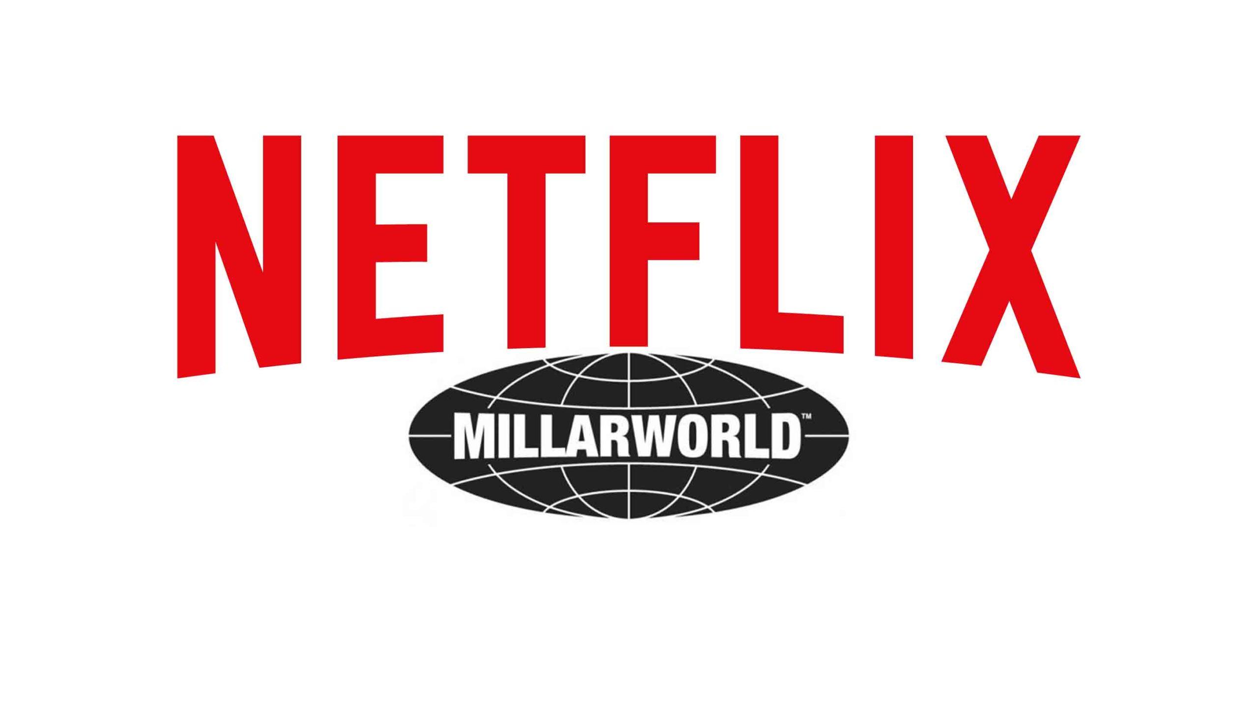 mark millar millarworld netflix