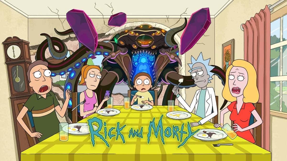 rick morty quinta stagione episodi