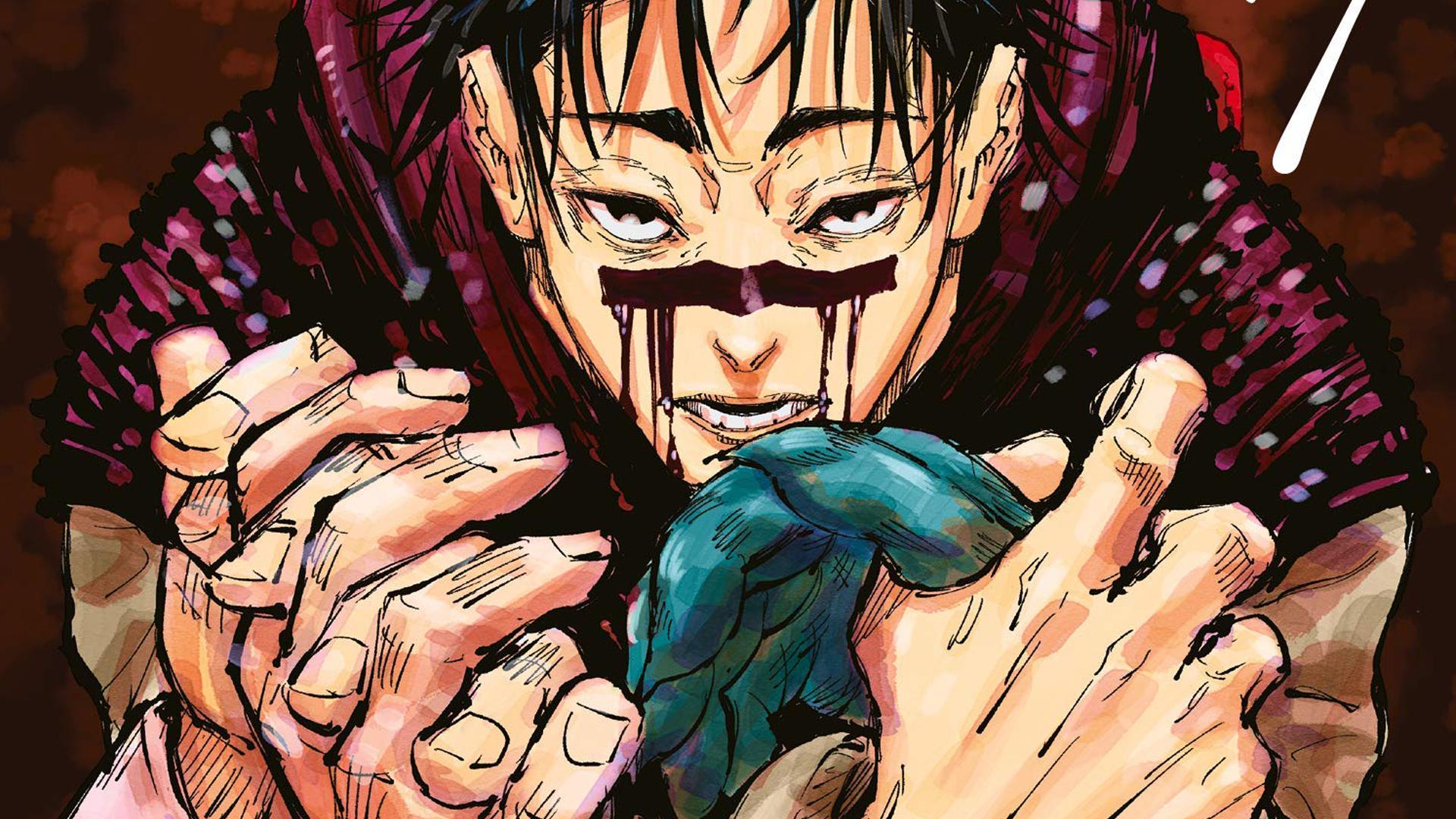 jujutsu kaisen manga pausa