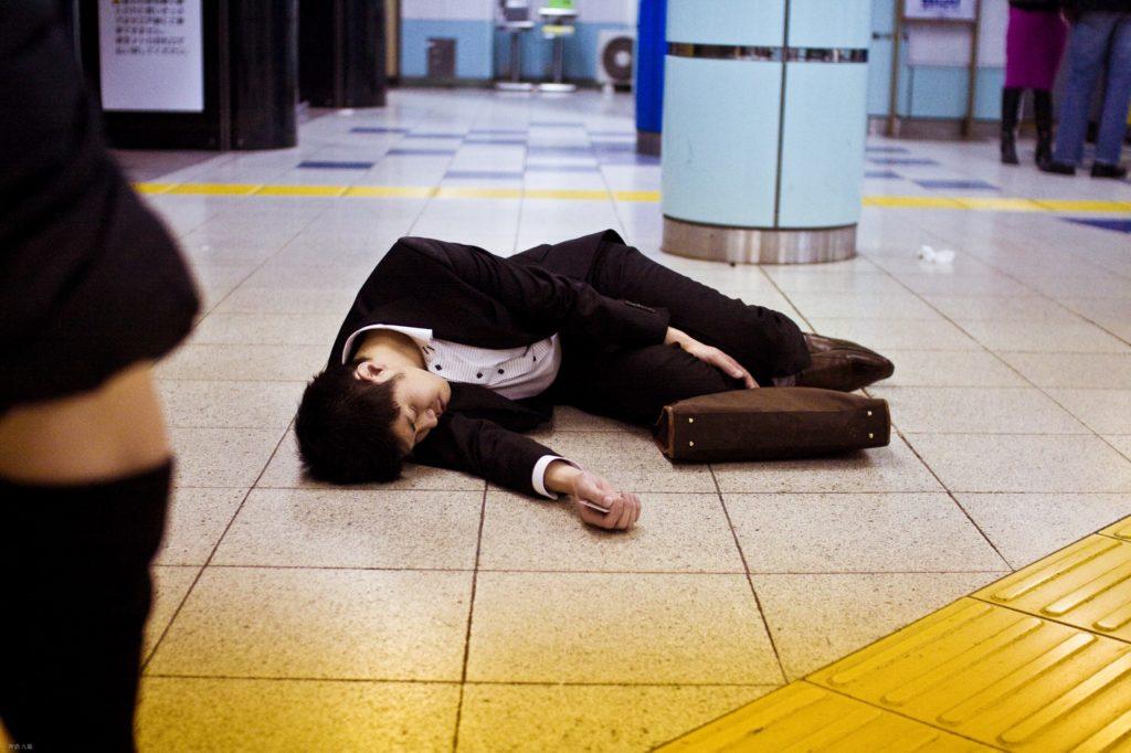 karoshi manga morte miura