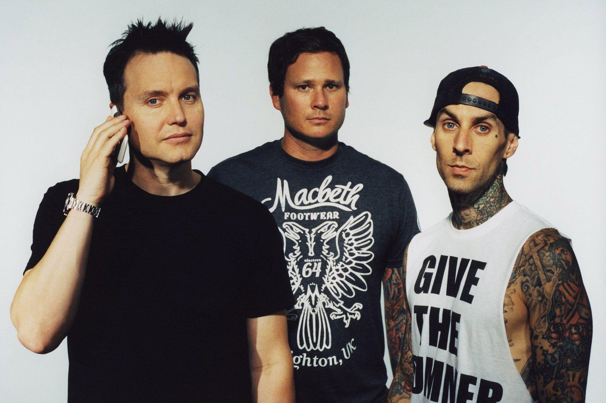 mark hoppus blink-182 cancro