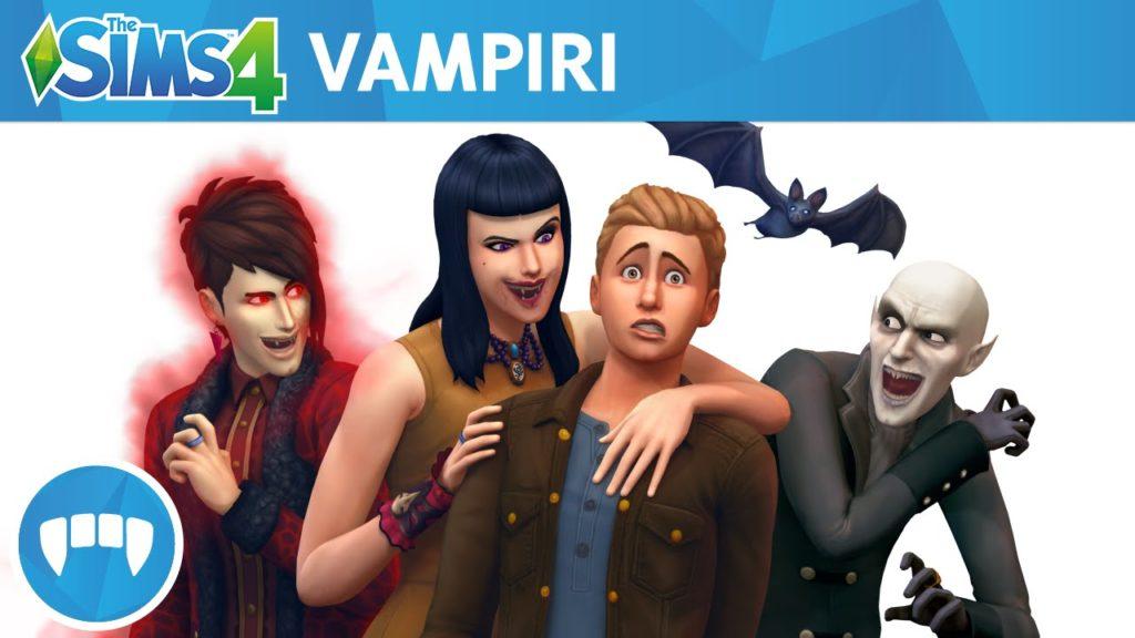 vampiri videogiochi