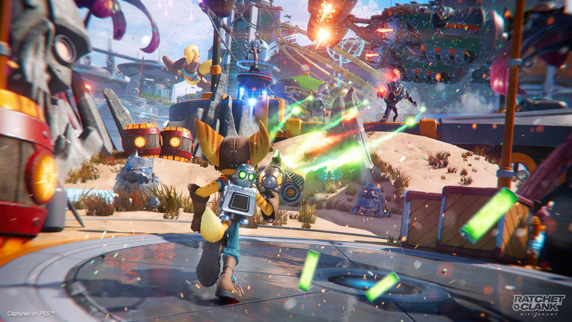 ratchet e clank rift apart recensione ps5 playstation 5 (2)