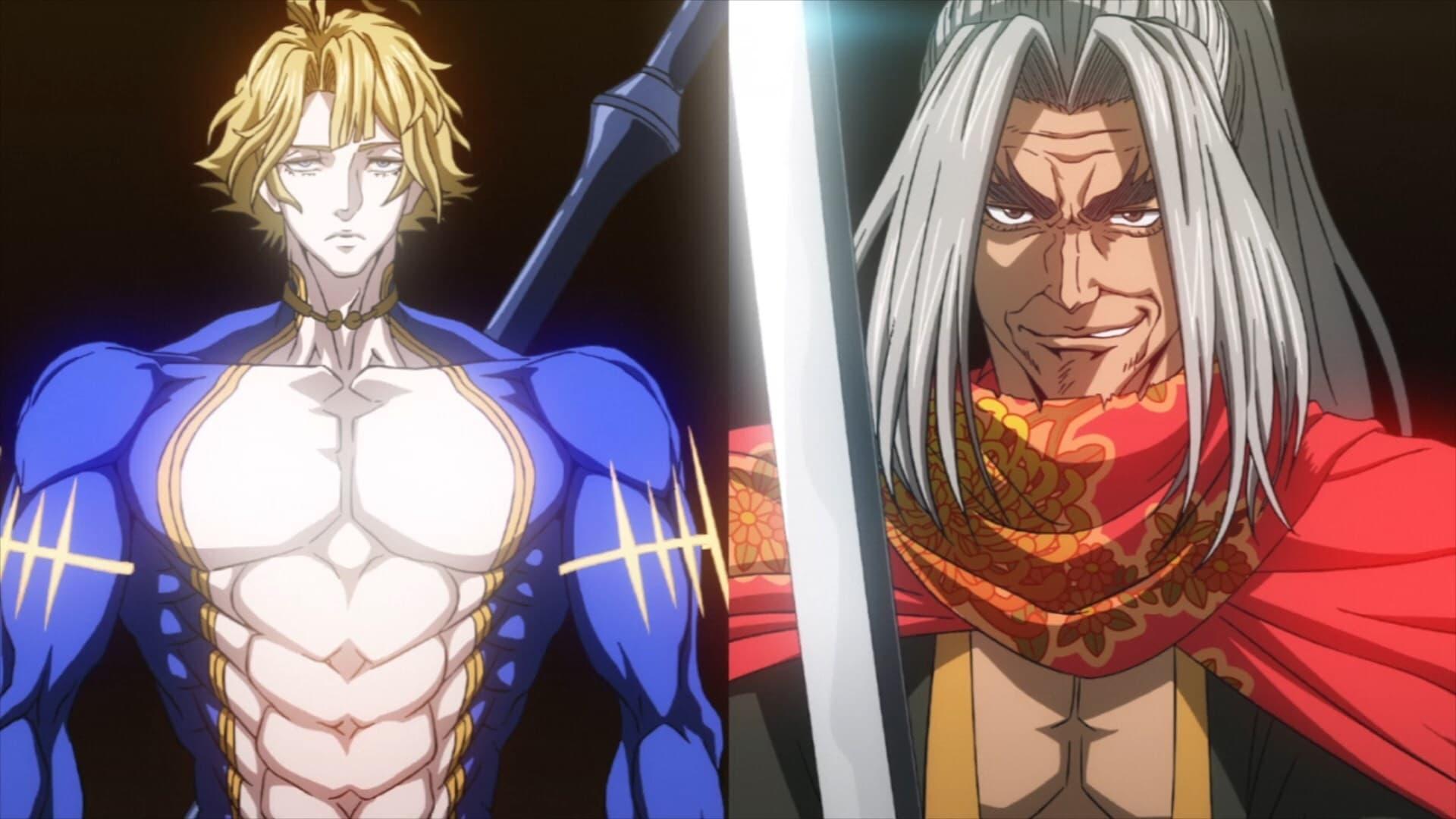 record ragnarok anime