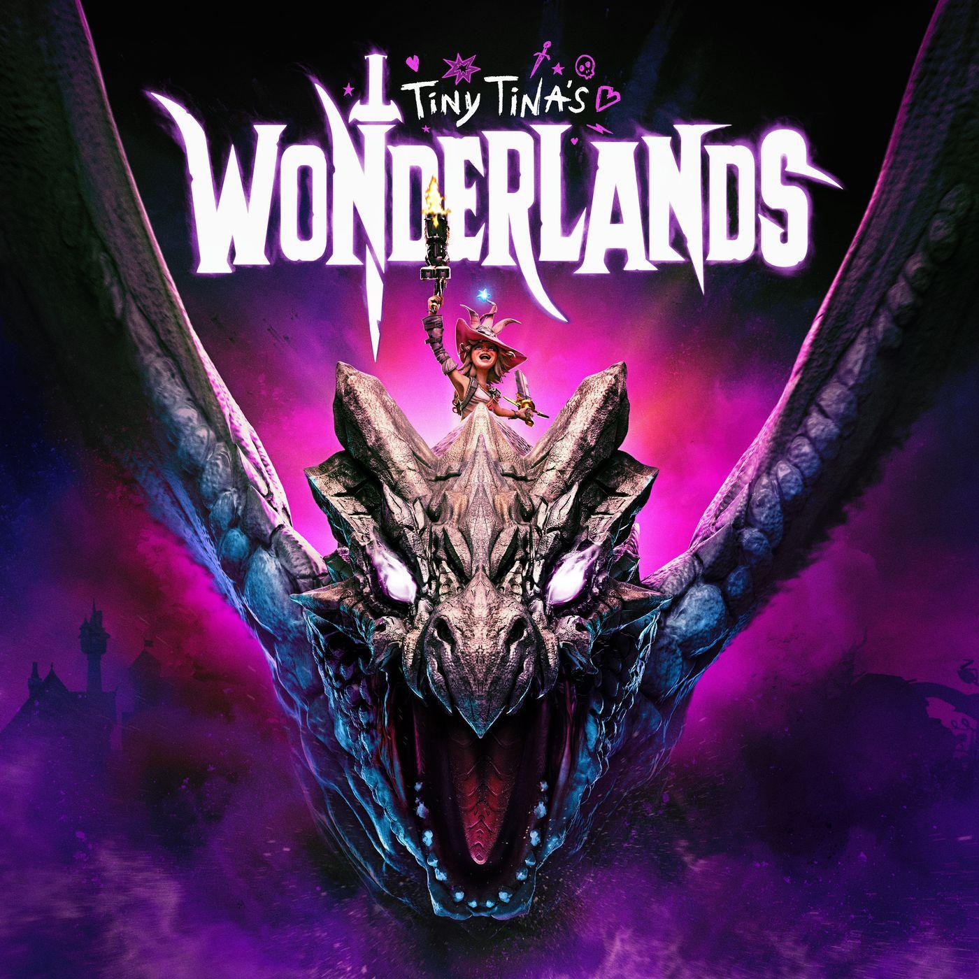 tiny tina's wonderlands annunciato