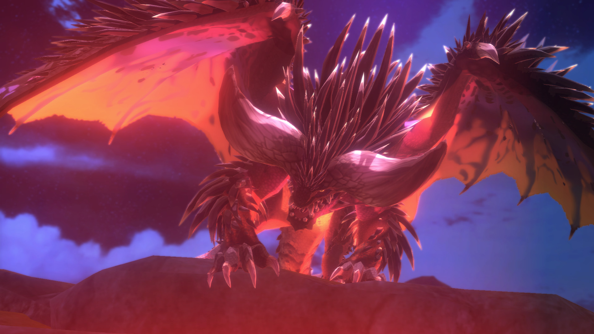 wings ruin filmato iniziale