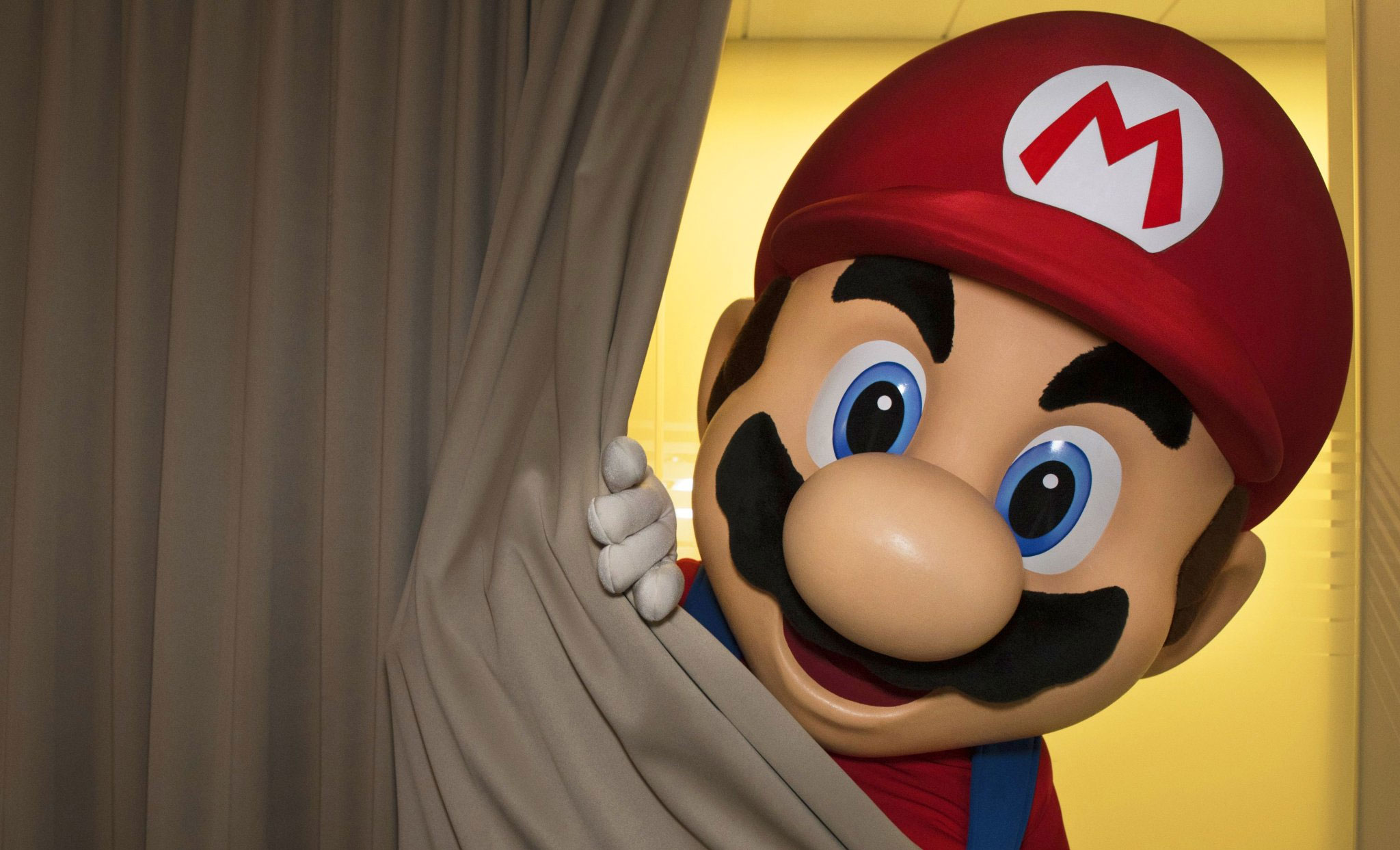 Nintendo Chris Meledandri