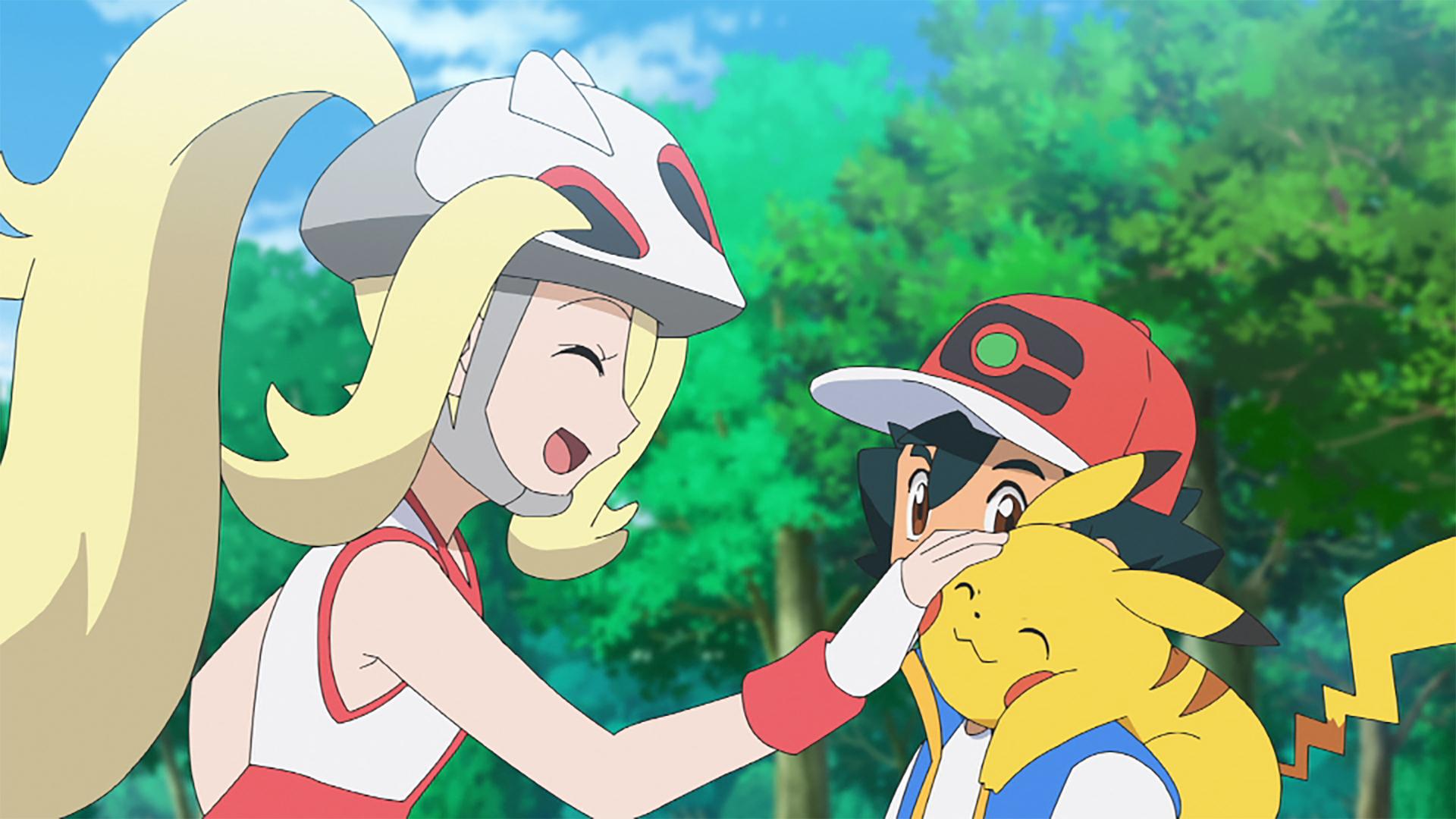 Pokemon esplorazioni netflix
