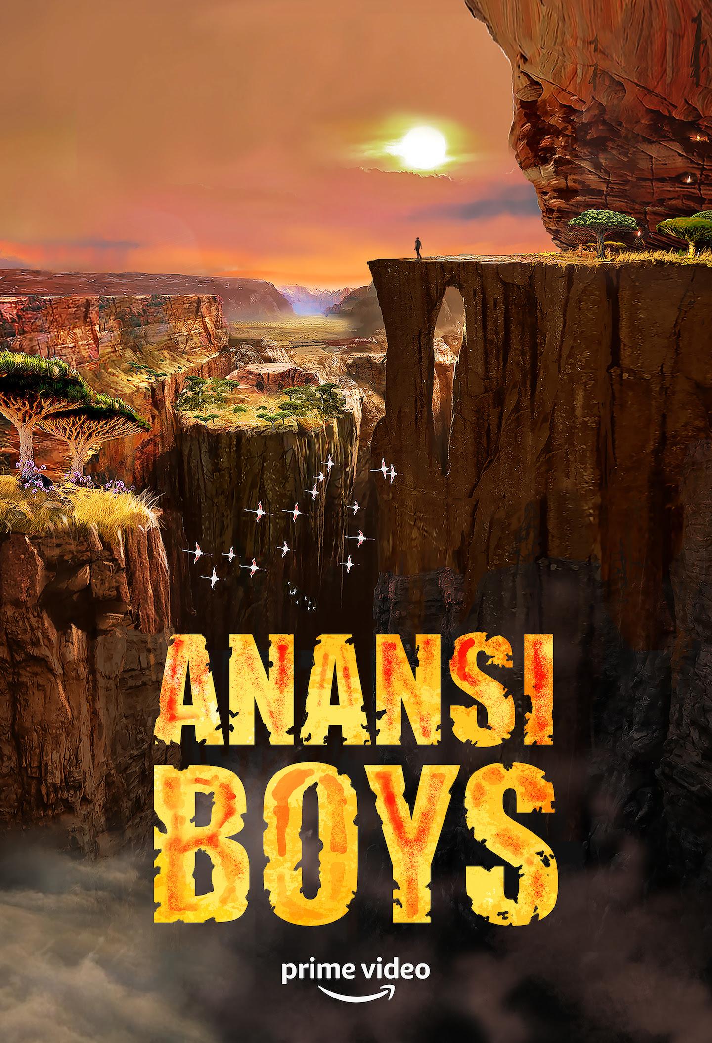 anansi boys serie tv