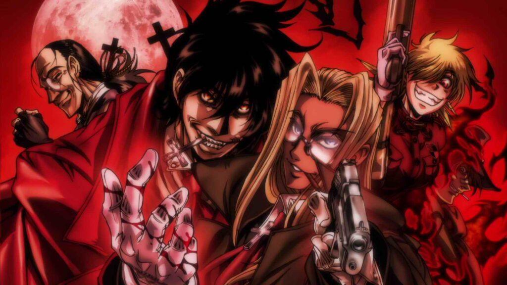 anime horror netflix