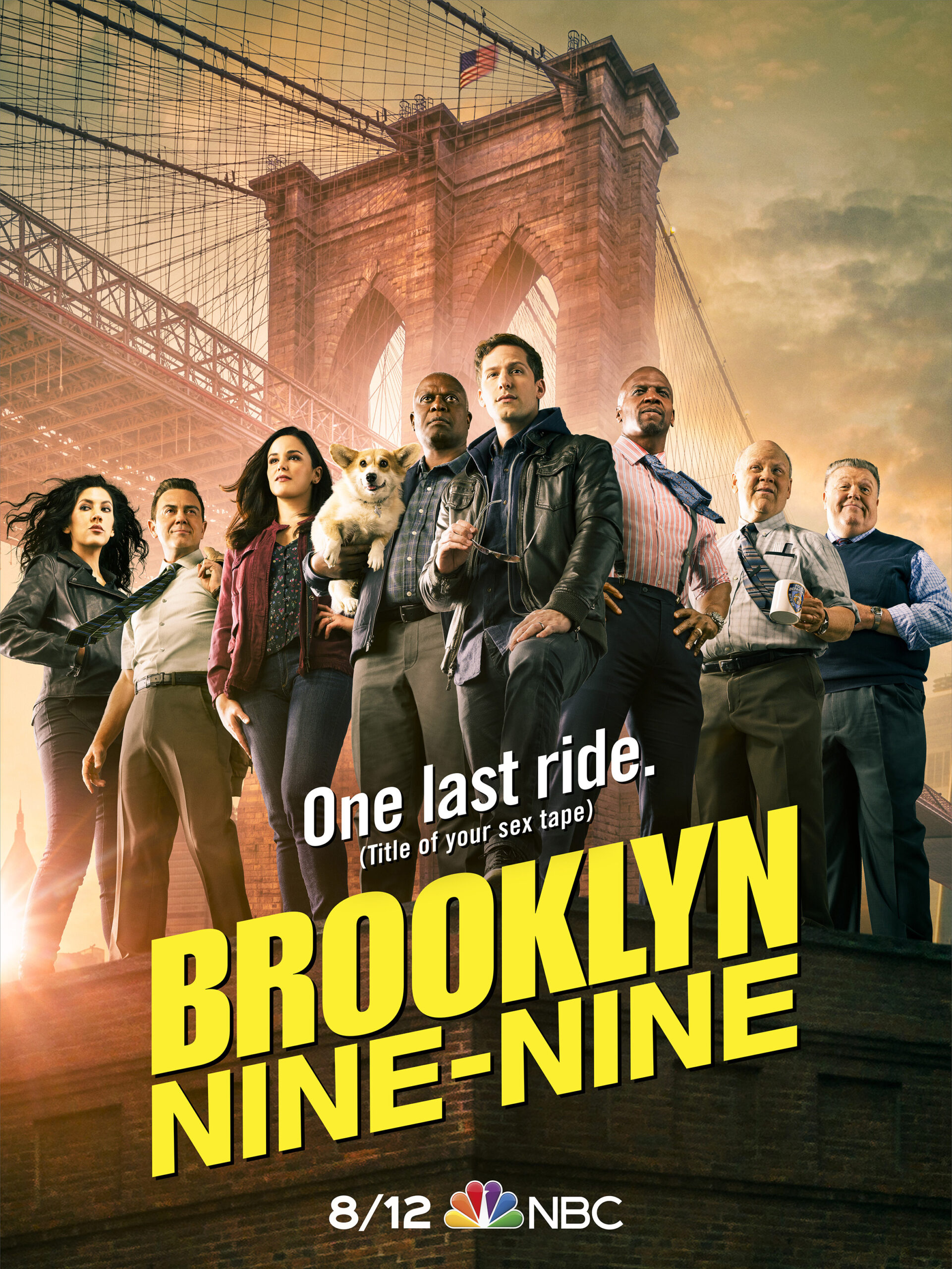 brooklyn nine-nine trailer