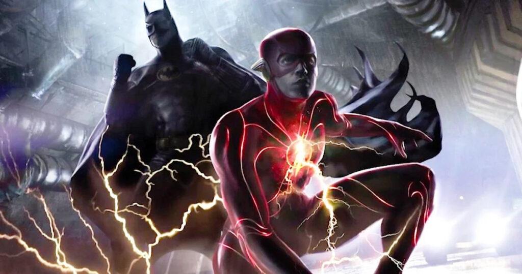 flash foto affleck batman