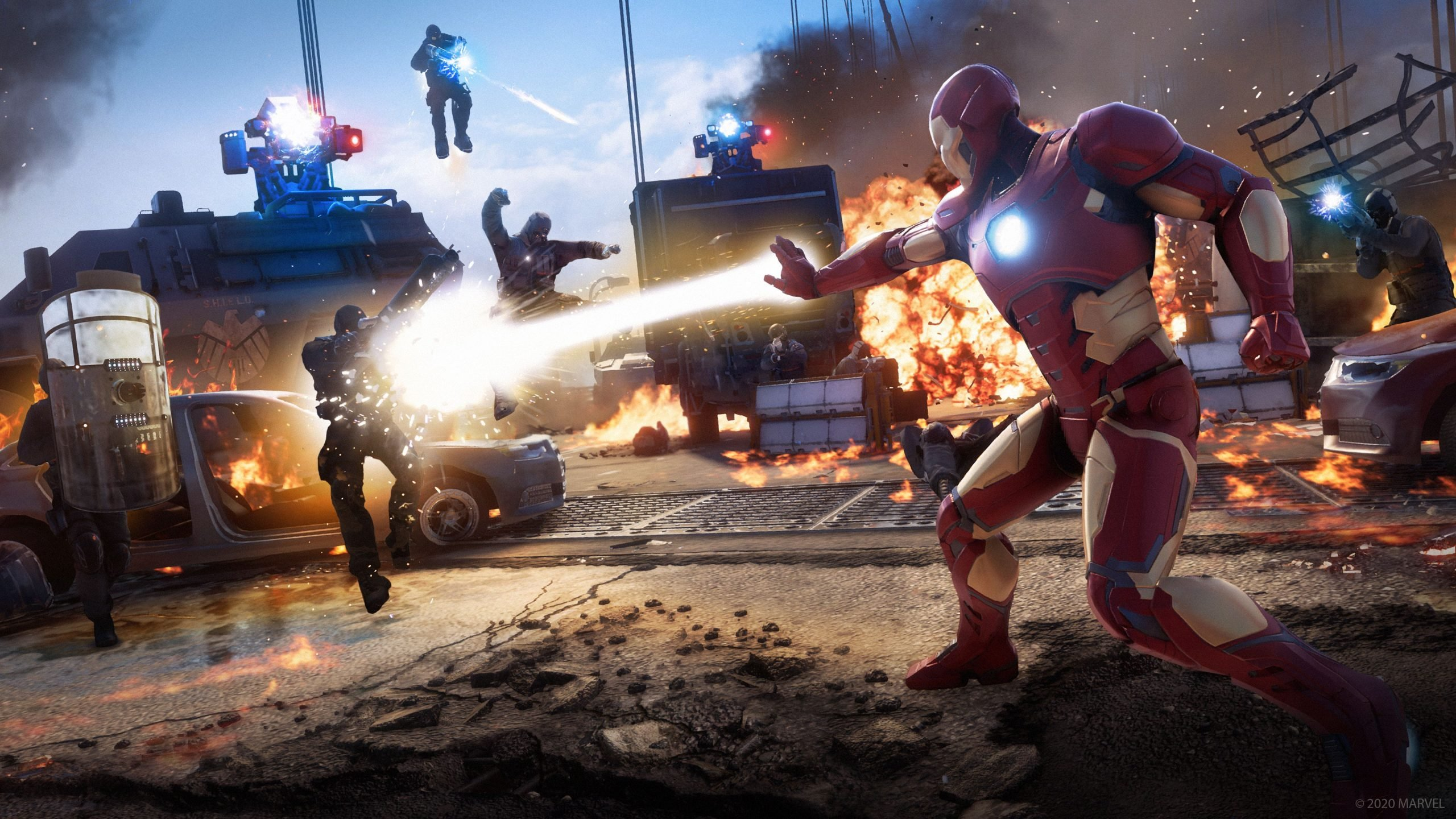 marvel's avengers weekend gratuito