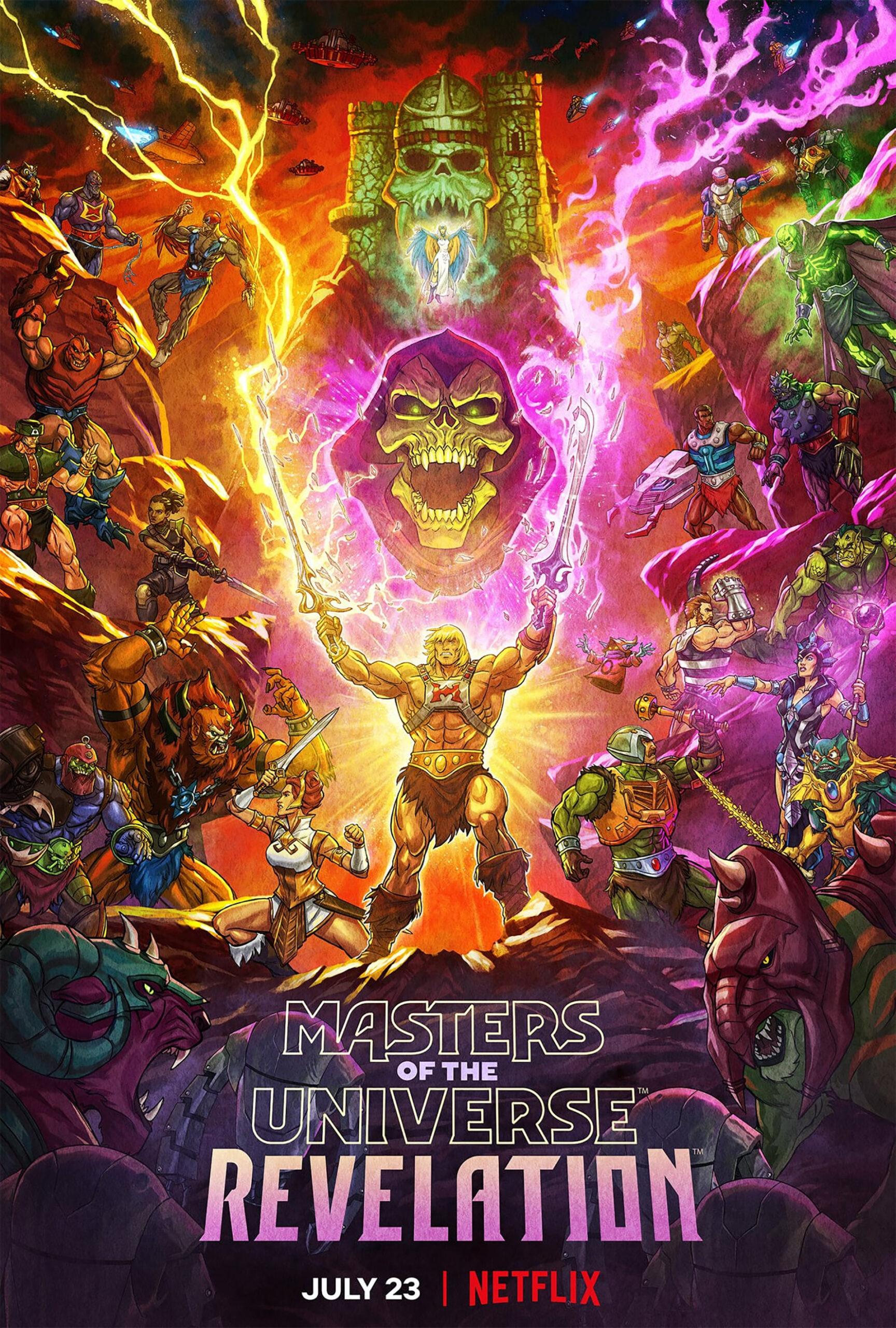 masters revelation seconda parte