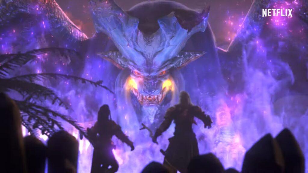 monster hunter legends guild netflix