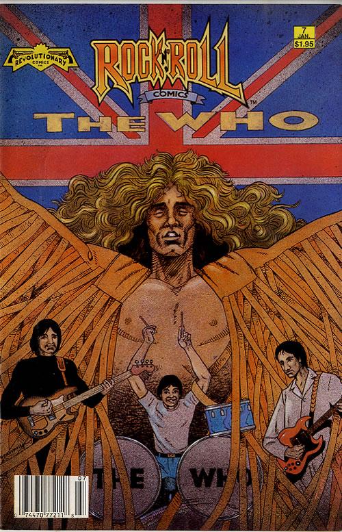rock fumetti