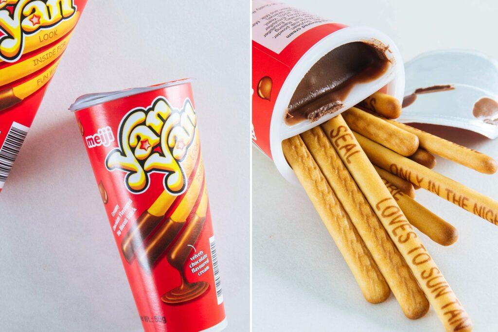 dagashi snack giapponesi