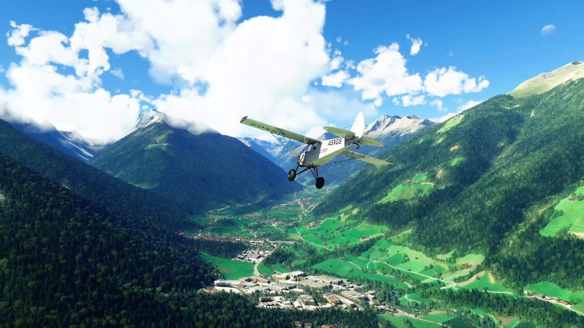 microsoft flight simulator novità gamescom