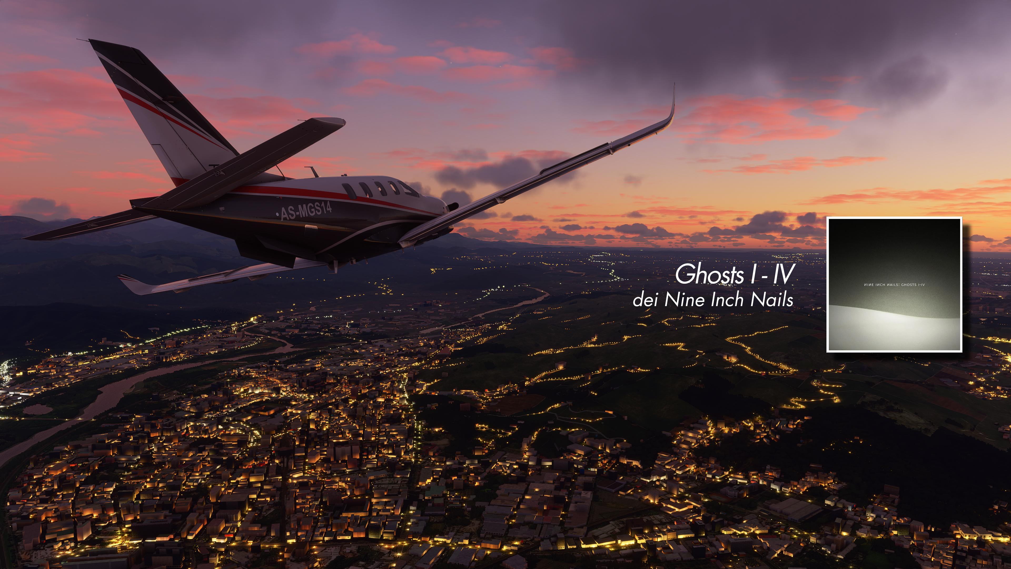 musica flight simulator