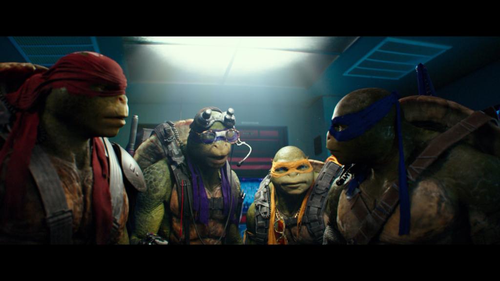 ninja turtles nuovo film