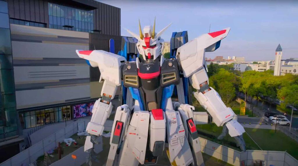 Gundam nuovi anime