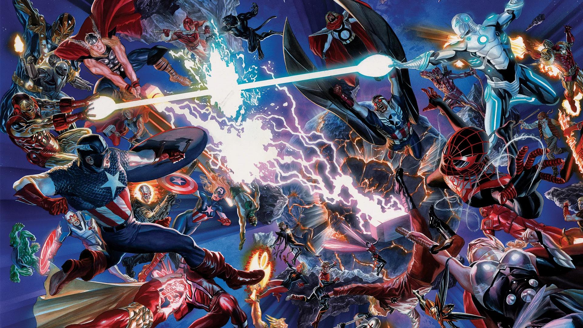 marvel causa diritti supereroi