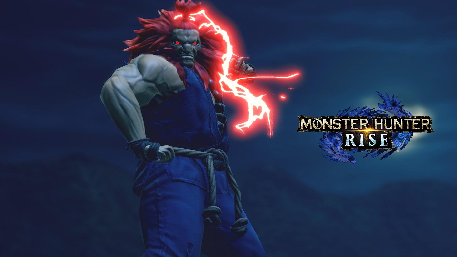 monster hunter rise rush