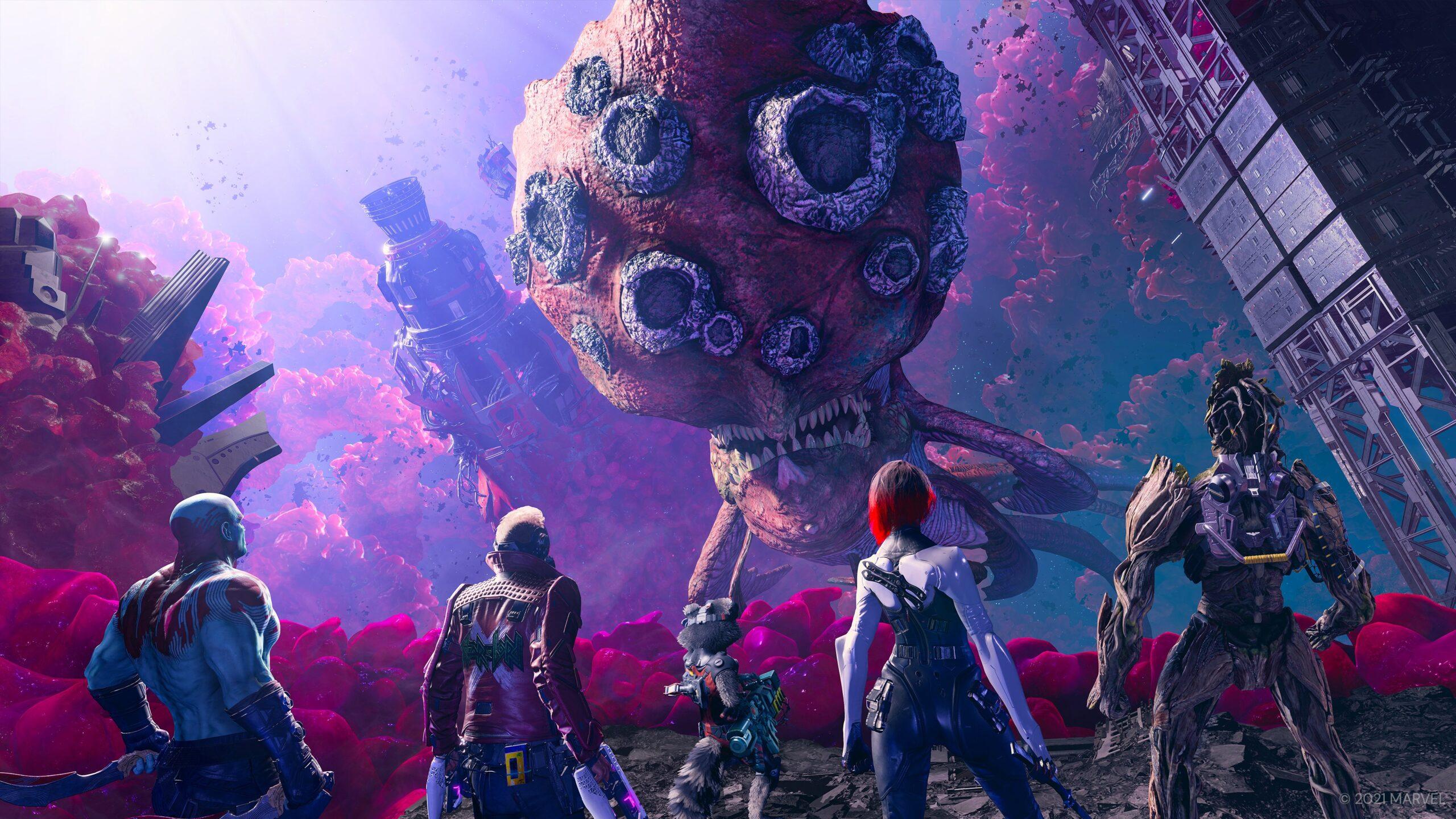 guardians galaxy trailer lancio