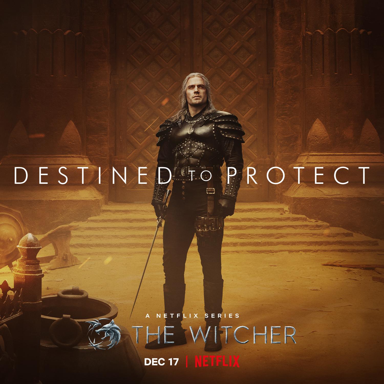 witcher poster seconda stagione