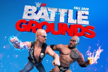 2K WWE Battlegrounds