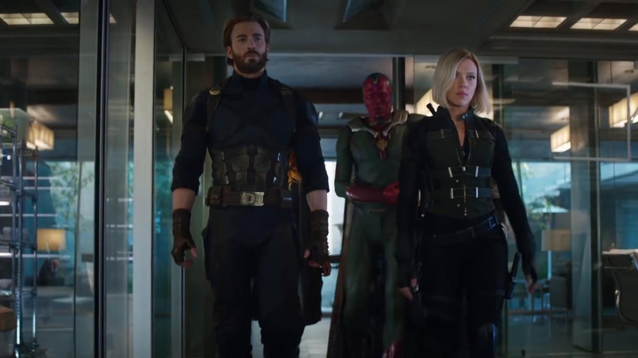 cose trailer avengers infinity war