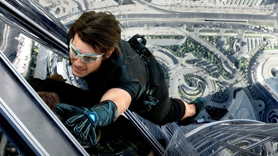 tom cruise oltre impossibile
