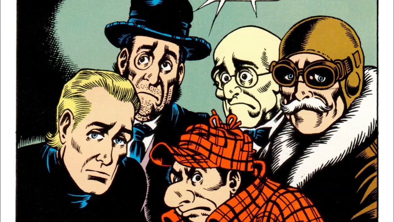 Alan Ford Fumetto 1