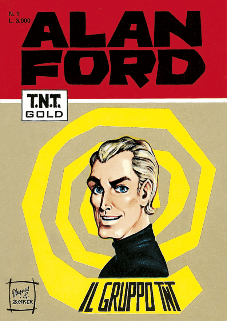 Alan Ford Fumetto 2