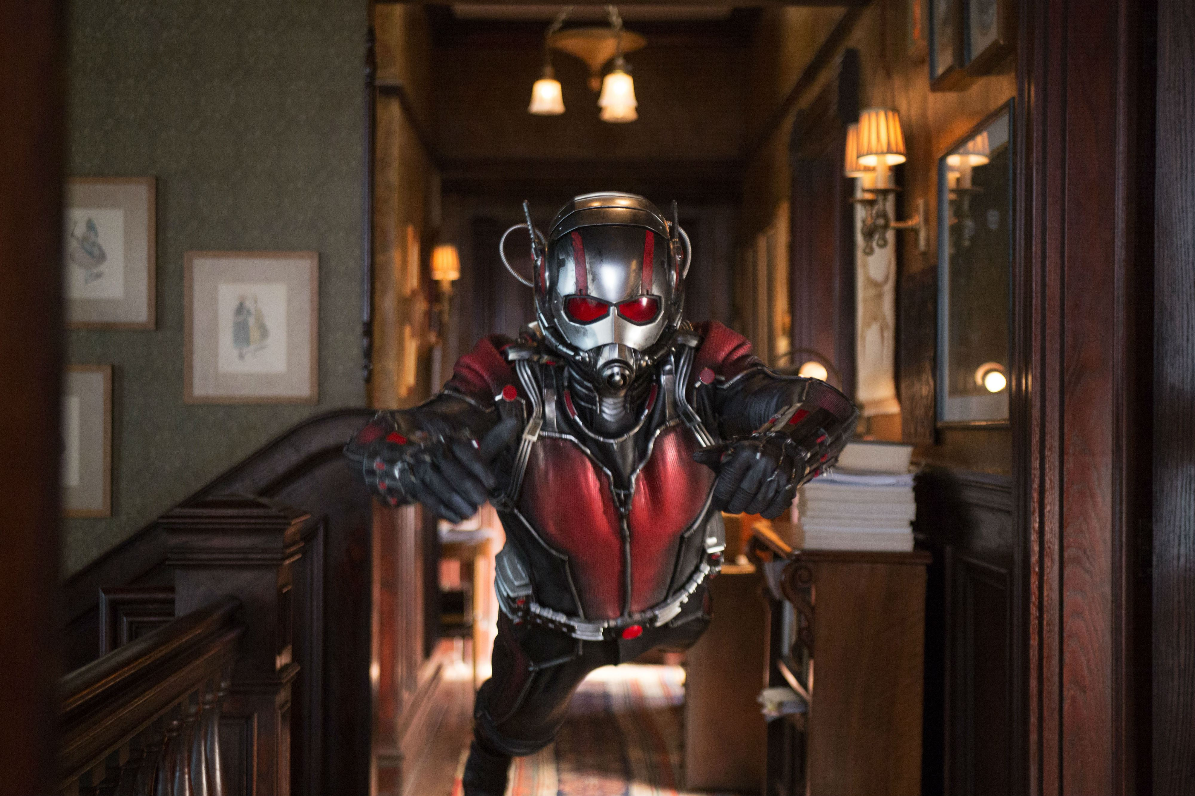 Ant Man - Recensione – Stay Nerd