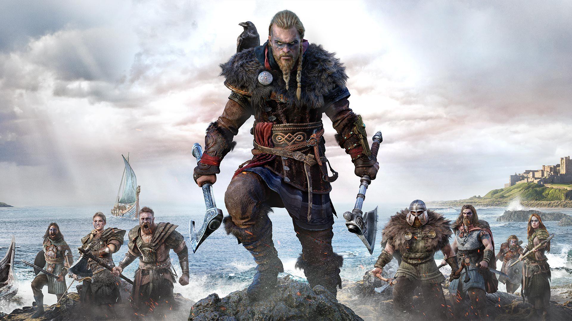 Assassin's Creed Valhalla spot