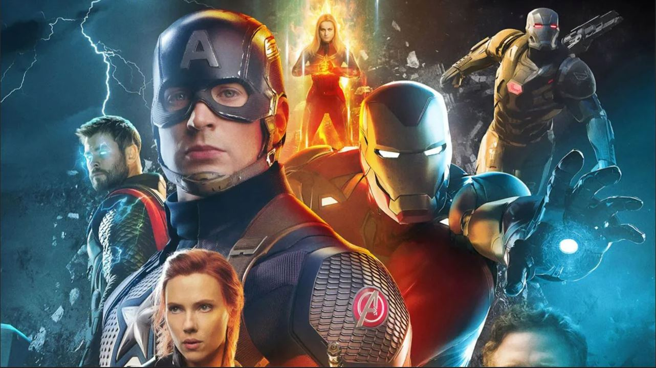 Avengers Endgame Disney+